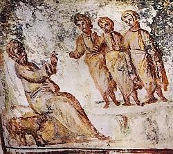 Hospitality of Abraham (Gen 18)
